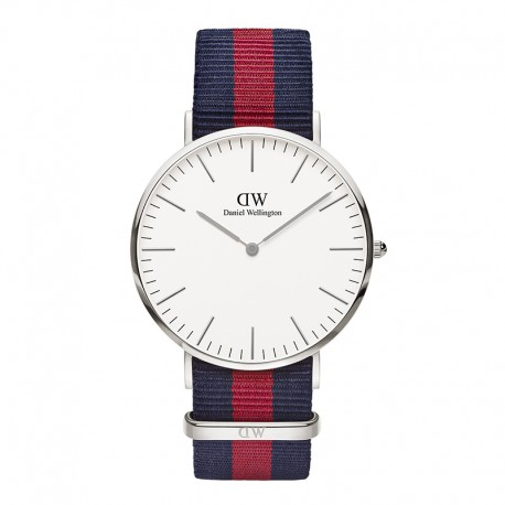Montre Daniel Wellington OXFORD Ref DW00100015-Ø40-SV-nato