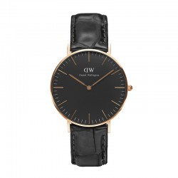 Montre Daniel Wellington READING Ref DW00100141-Ø36-RG-cuir
