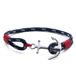 Bracelet Tom Hope Atlantic Red Taille S