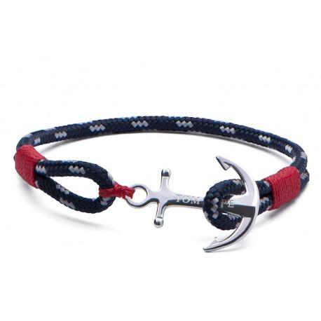 Bracelet Tom Hope Atlantic Red Taille S