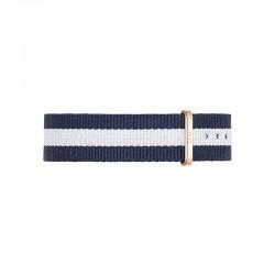 Bracelet D Wellington Glasgow 18mm RG 0703