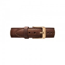 Bracelet Daniel Wellington Petite St Mawes Cuir 14mm RG