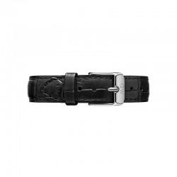Bracelet Daniel Wellington Petite Reading Cuir 14mm SV