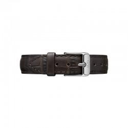 Bracelet Daniel Wellington Petite York Cuir 14mm SV