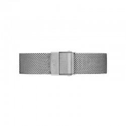 Bracelet Daniel Wellington Petite Sterling Metal mesh 14mm SV