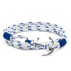 Bracelet Tom Hope White & Blue Taille XS