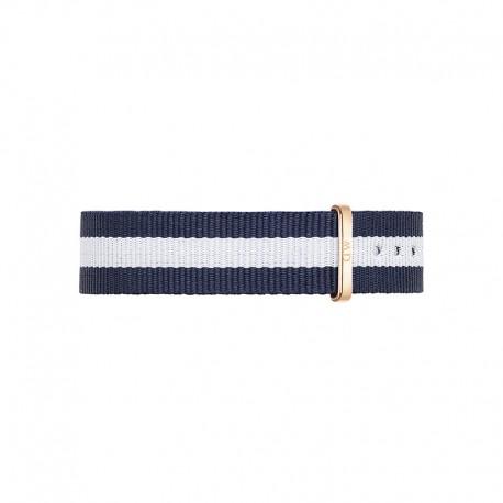 Bracelet D Wellington Glasgow 17mm RG W1053