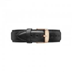 Bracelet D Wellington Sheffield 19mm RG-DW00200084-cuir