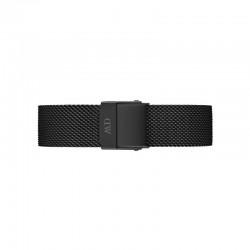Bracelet Daniel Wellington Petite Ashfield Metal mesh noir