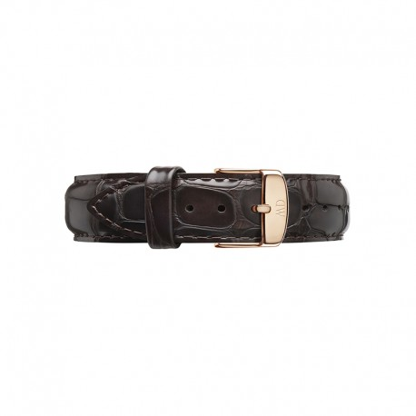 Bracelet D Wellington York 17mm RG-DW00200093-cuir