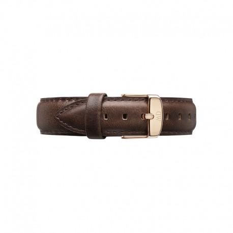 Bracelet D Wellington Bristol 17mm RG-DW00200094-cuir