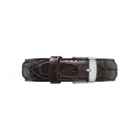 Bracelet D Wellington York 17mm SV-DW00200097-cuir