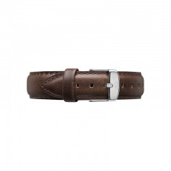 Bracelet Daniel Wellington Bristol Cuir 17mm-SV