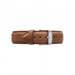 Bracelet D Wellington Durham 19mm SV-DW00200132-cuir