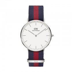 Montre Daniel Wellington OXFORD Ref DW00100046-Ø36-SV-nato