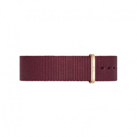 Bracelet Daniel Wellington Roselyn Nato 20mm-RG