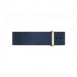Bracelet Daniel Wellington Bayswater Nato 18mm-RG