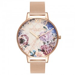Montre Olivia Burton ref OB16EG86, Glass House