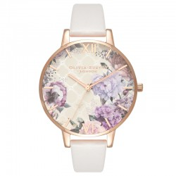 Montre Olivia Burton ref OB16EG97, Glass House