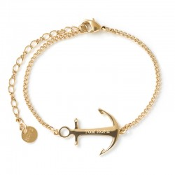 Bracelet Tom Hope Saint Yellow gold