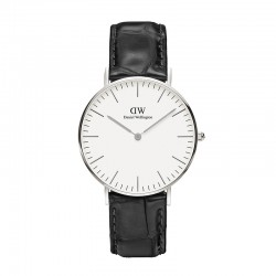 Montre Daniel Wellington READING Ref DW001000058-Ø36-SV-cuir