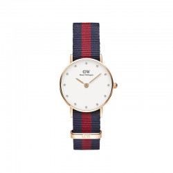 Montre Daniel Wellington OXFORD Ref DW00100064-Ø26-RG-nato