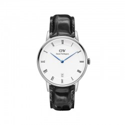 Montre Daniel Wellington READING Ref DW00100117-Ø34-SV-cuir