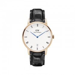 Montre Daniel Wellington READING Ref DW00100118-Ø34-RG-cuir