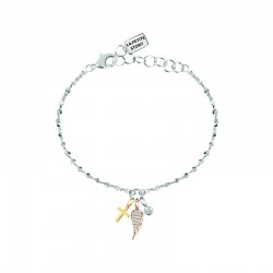 Bracelet LPS Myself charms story cross 16,5+3cm