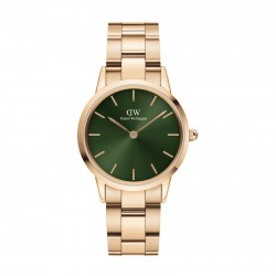 Montre DW Iconic Emerald 32 RG Green